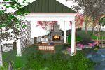ogród, projekt ogrodu